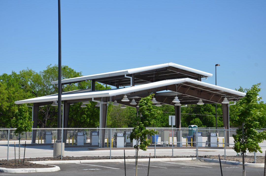 City Of San Antonio Northwest Service Center Replacement