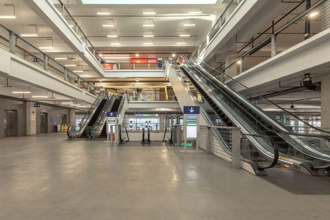 San Antonio International Airport Consolidated Rental
